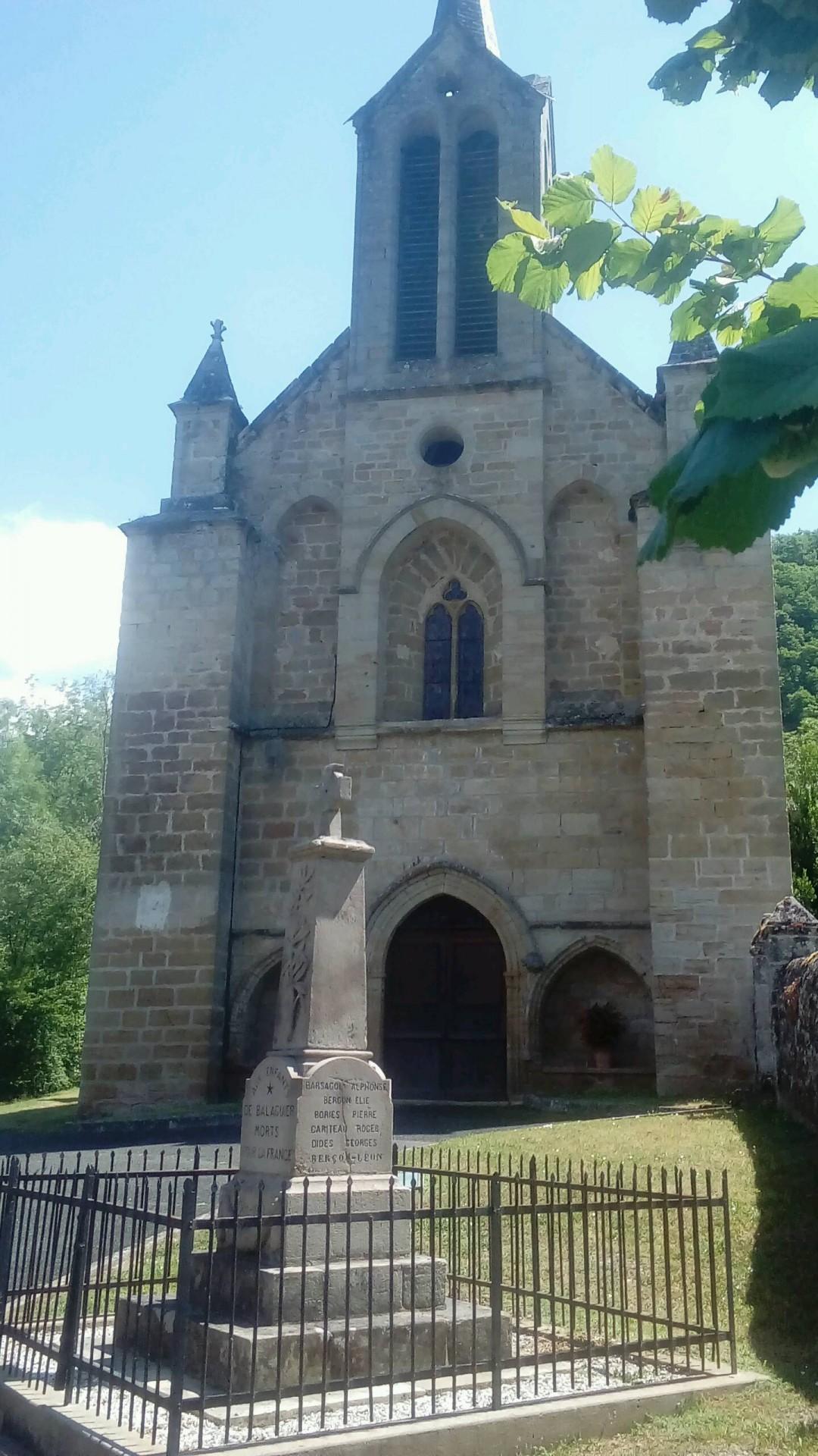 Eglise de Balaguier