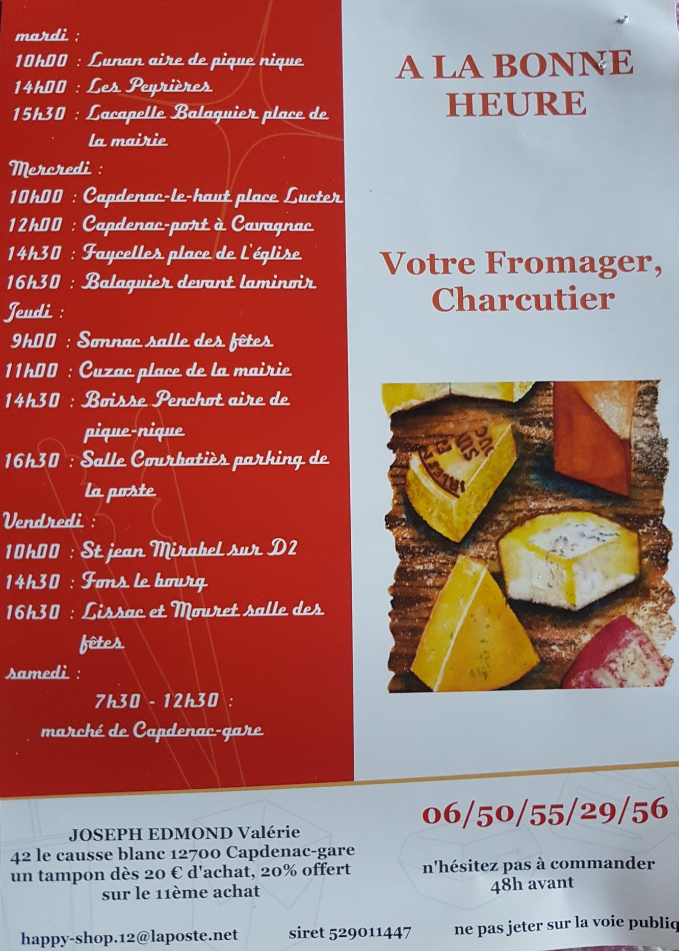 Fromager bis