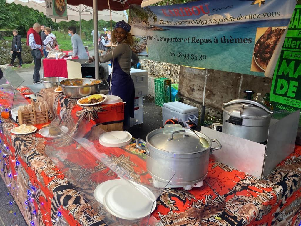 spécialités malgaches